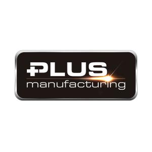 Plus Manufacturing logo