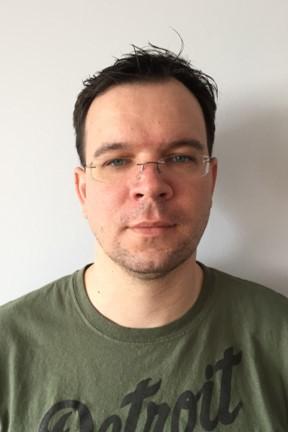 Dennis Ceh, Software Developer, CAMufacturing Solutions