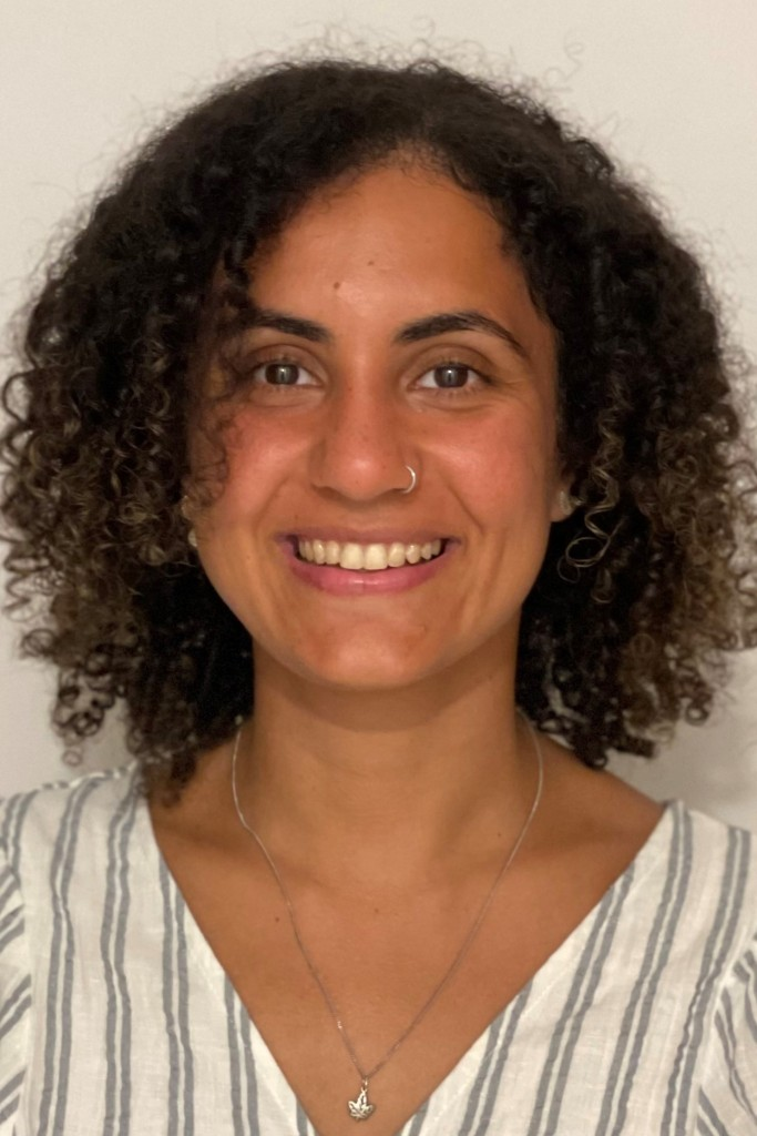 Sandy Ibrahim, Applications Engineer, CAMufacturing Solutions