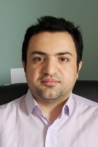 Syamak Pazireh, Researcher, CAMufacturing Solutions